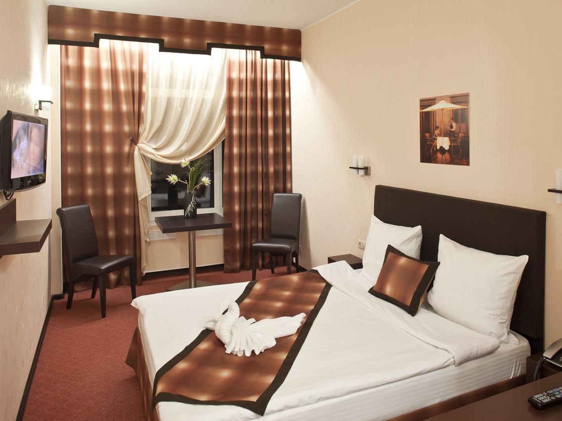 Inside Business Hotel Moscú