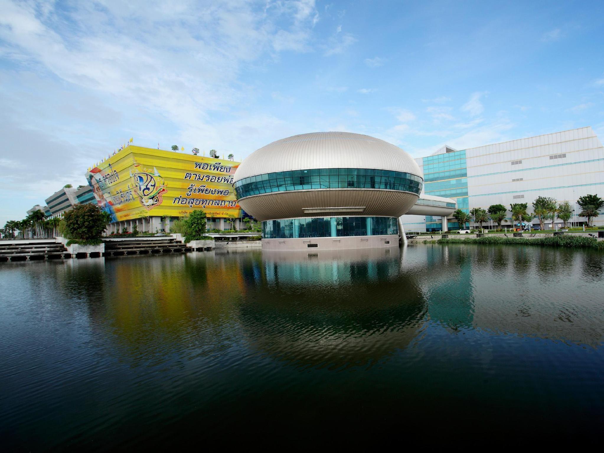 Hotell Centra Government Complex Hotel   Convention Centre Chaeng Watthana i , Bangkok. Klicka för att läsa mer och skicka bokningsförfrågan