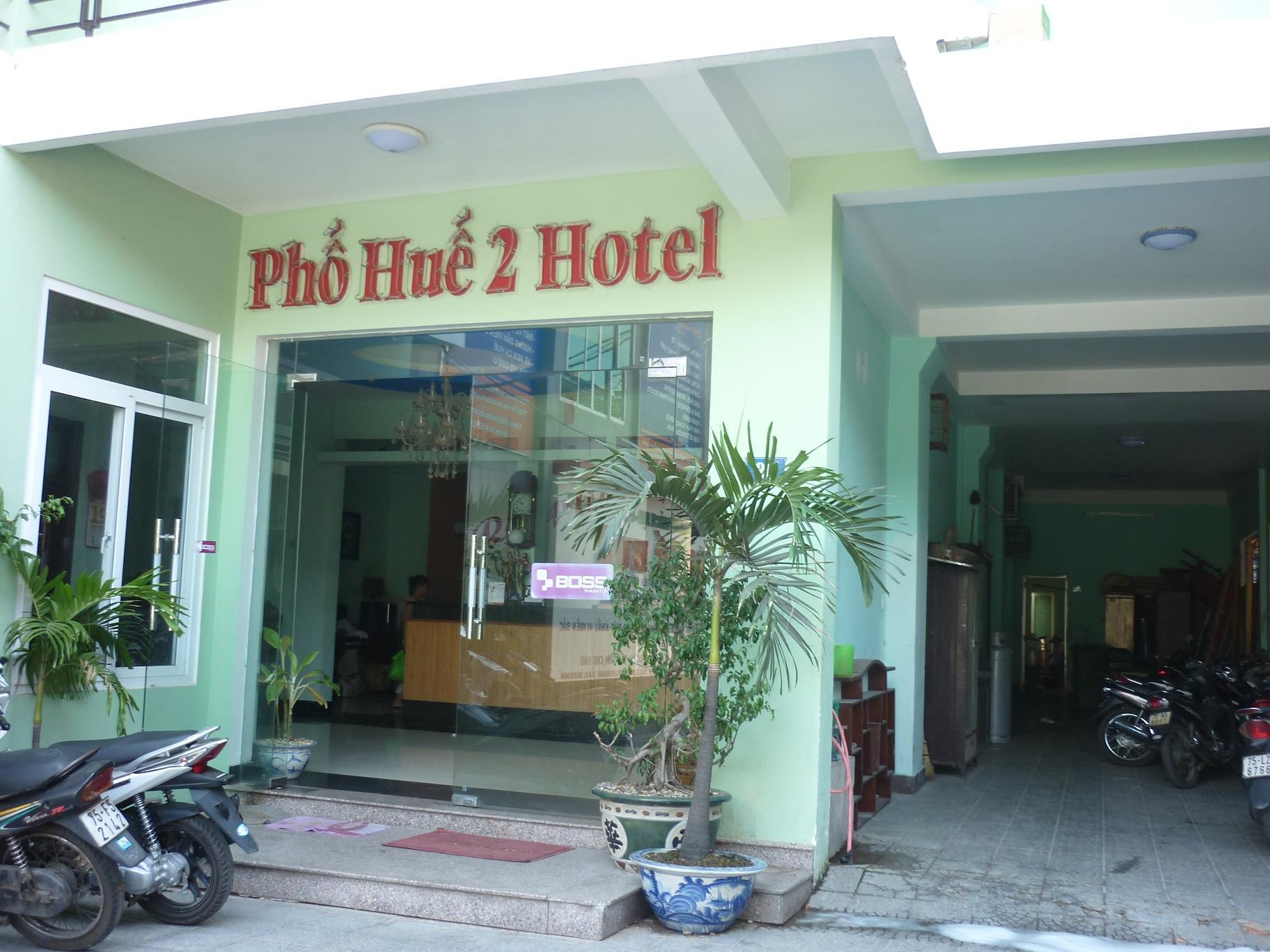Pho Hue Hotel - Hotell och Boende i Vietnam , Hue