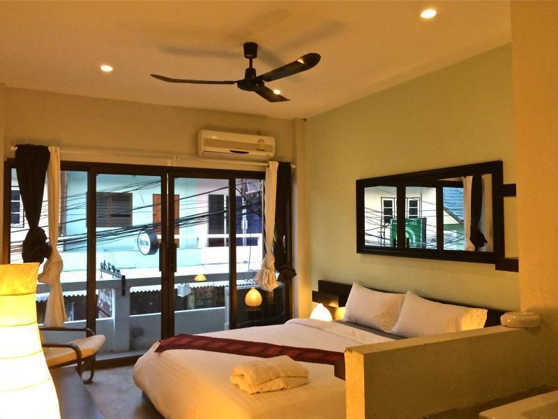 Infinity Guesthouse - Hotels and Accommodation in Thailand, Asia