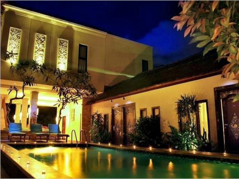 Coco de Heaven Hotel บาหลี