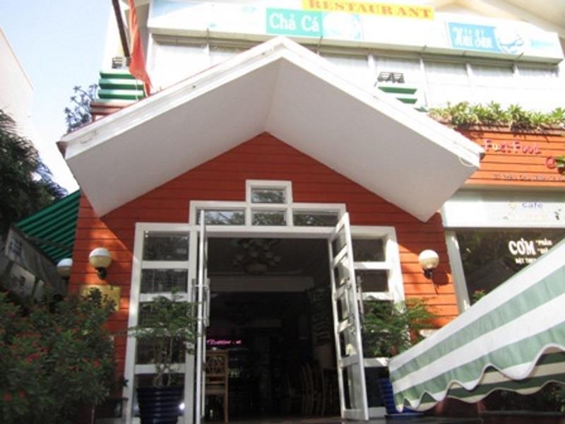 Ha Thanh Hotel - Hotell och Boende i Vietnam , Vung Tau