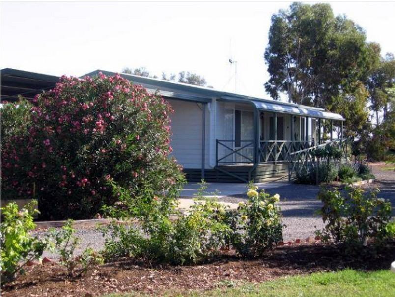 Burrabliss Bed & Breakfast - Hotell och Boende i Australien , Swan Hill