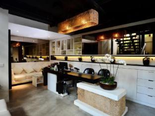 Grandmas Legian Hotel Bali - Spa reception