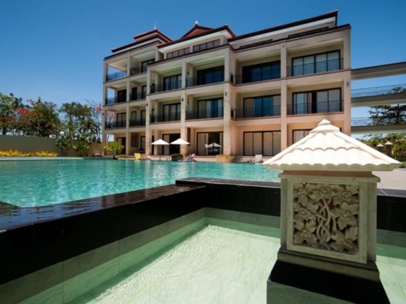 Coralpoint Gardens Resort סבו