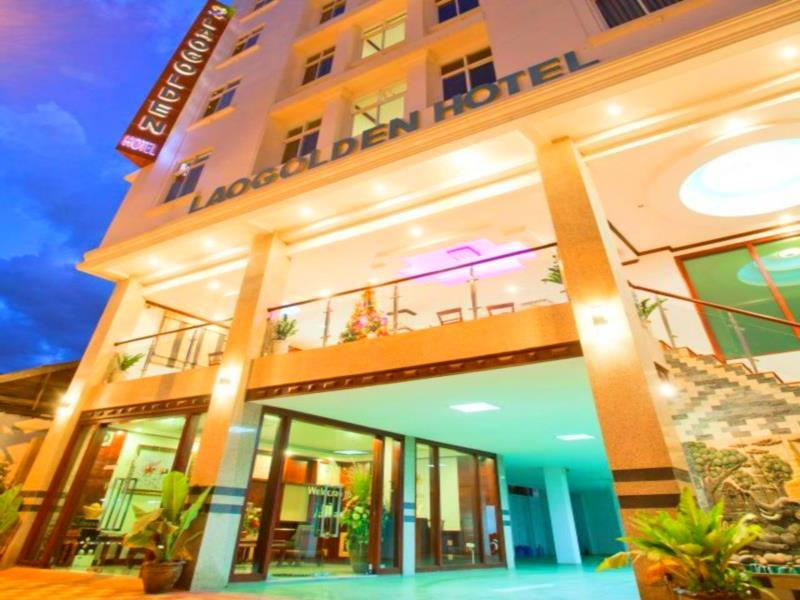Lao Golden Hotel - Hotels and Accommodation in Laos, Asia