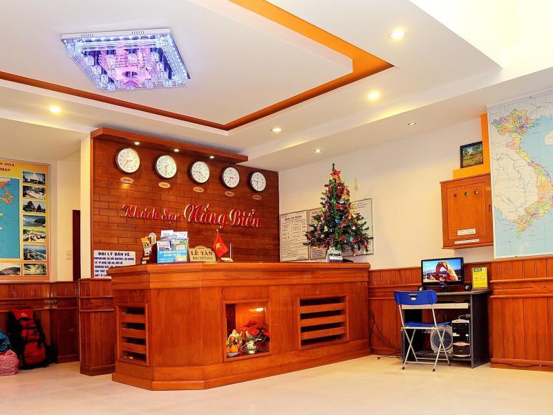 Hotell Sunny Sea Hotel Nha Trang