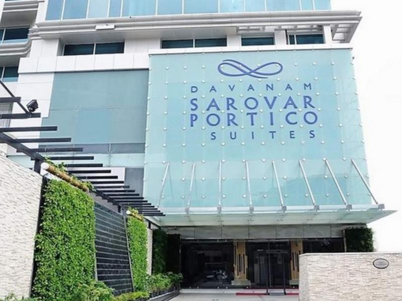 Davanam Sarovar Portico Suites - Hotel and accommodation in India in Bengaluru / Bangalore