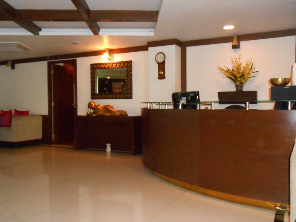 Brunton Heights Executive Suites - Hotel and accommodation in India in Bengaluru / Bangalore