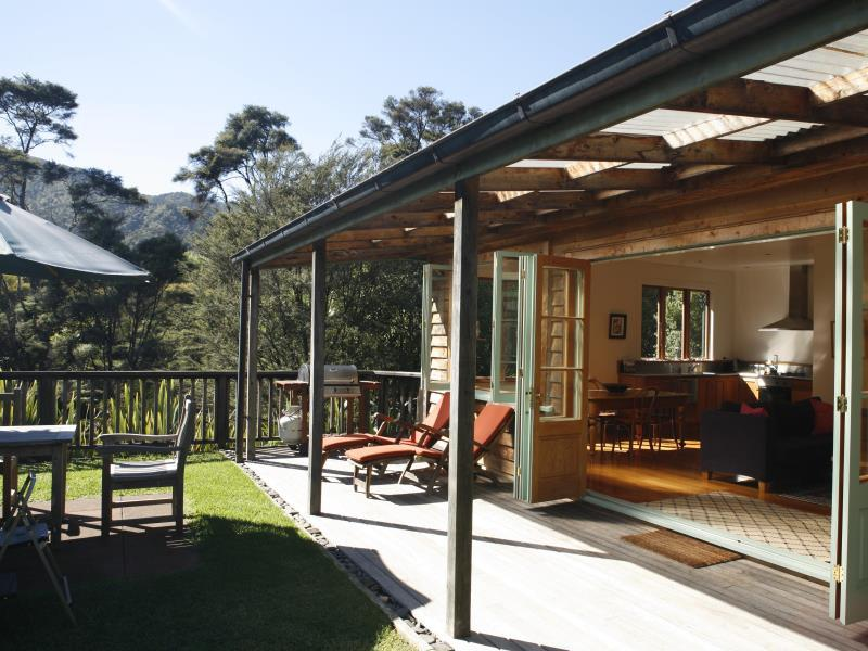 Driving Creek Villas - Hotels and Accommodation in New Zealand, Pacific Ocean And Australia