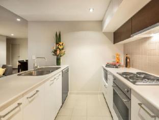 Inner Melbourne Serviced Apartments Melbourne - Kitchen
