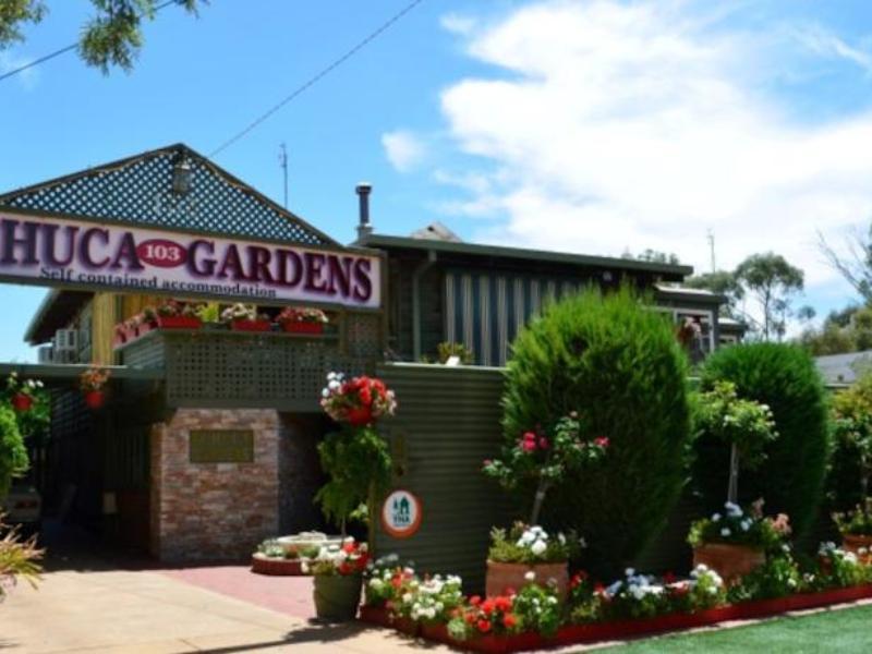 Echuca Gardens Accommodation - Hotell och Boende i Australien , Echuca / Moama