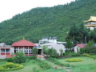 New Dakshinkali Village Resort Kathmandu - Entrance