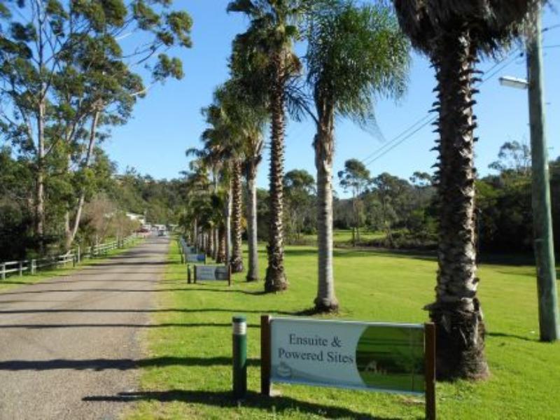 Sapphire Valley Caravan Park - Hotell och Boende i Australien , Merimbula