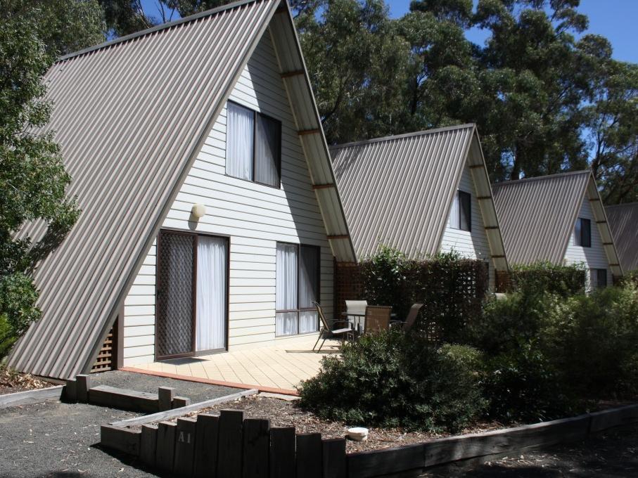A Line Holiday Village - Hotell och Boende i Australien , Bendigo