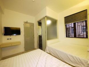 Panda's Hostel - Stylish Hong Kong - Guest Room