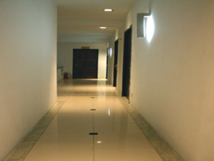Indochine Hotel Ho Chi Minh City - Corridor