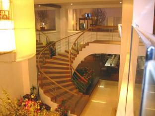 Indochine Hotel Ho Chi Minh City - Stairway