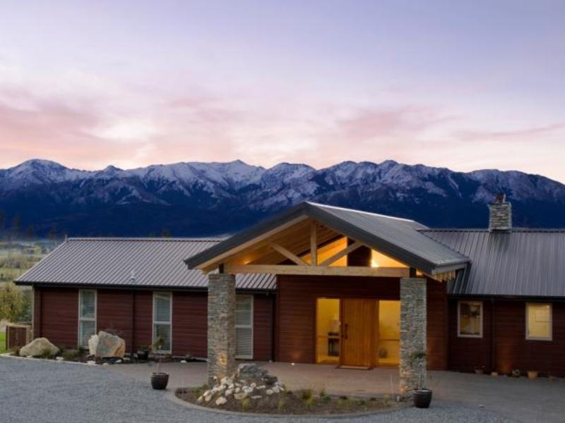 Amuri Estate Retreat - Hotels and Accommodation in New Zealand, Pacific Ocean And Australia