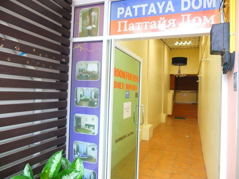 Pattaya Hill Room for Rent - Hotell och Boende i Thailand i Asien