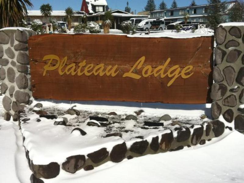 Plateau Lodge - Hotels and Accommodation in New Zealand, Pacific Ocean And Australia