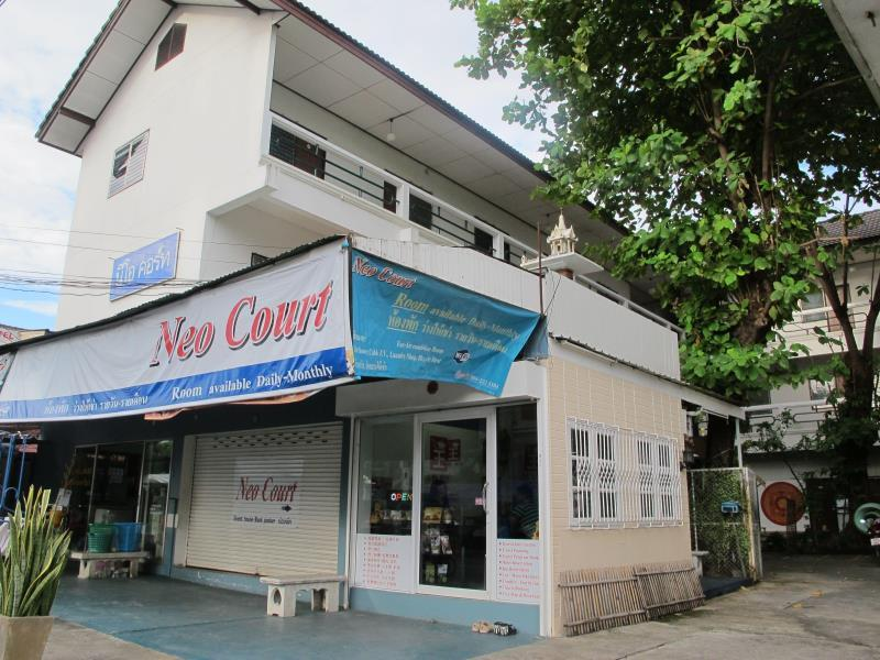 Hotel Neo Court - Hotels and Accommodation in Thailand, Asia