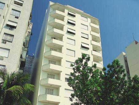 California Othon Classic Hotel Rio De Janeiro - Exterior