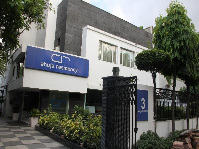 Ahuja Residency New Delhi