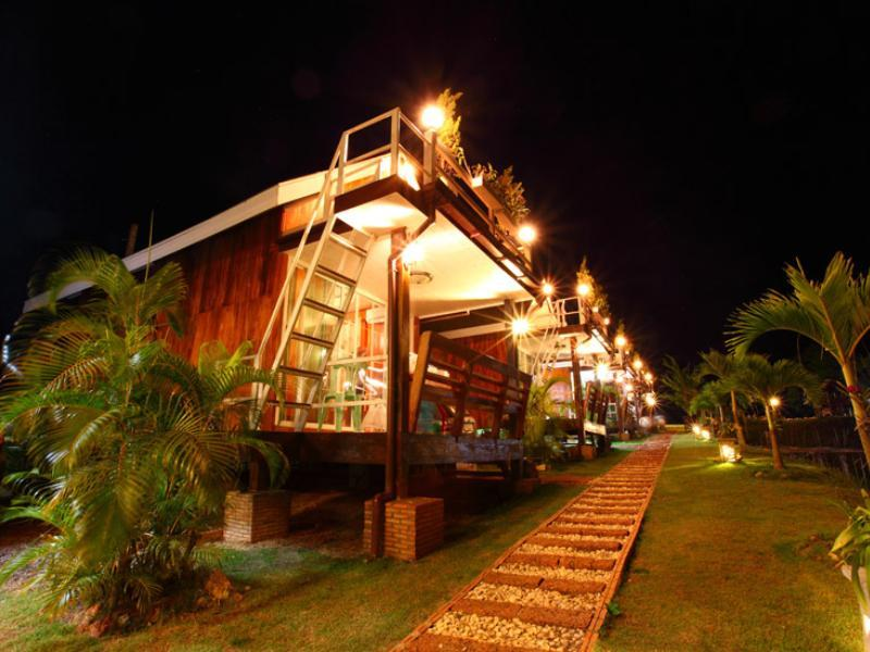 Hotell Na Ya Garden Hotel i , Khao Yai / Nakhonratchasima. Klicka för att läsa mer och skicka bokningsförfrågan
