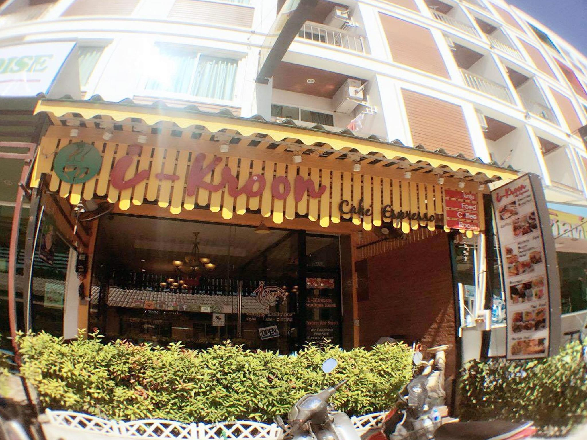 Hotell I-kroon Guesthouse i Patong, Phuket. Klicka för att läsa mer och skicka bokningsförfrågan