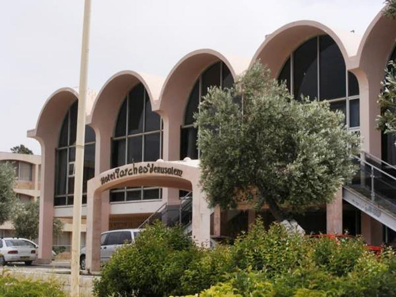 Seven Arches Hotel - Hotels and Accommodation in Israel, Middle East