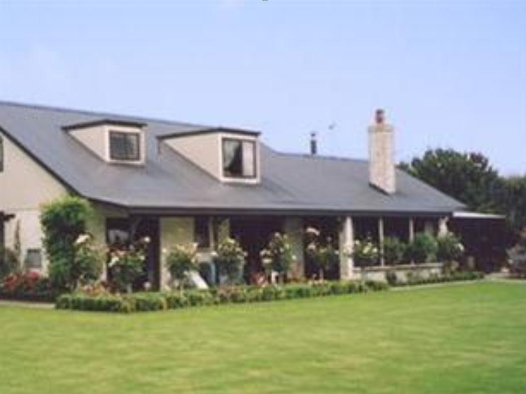 The Manor Bed & Breakfast - Hotels and Accommodation in New Zealand, Pacific Ocean And Australia