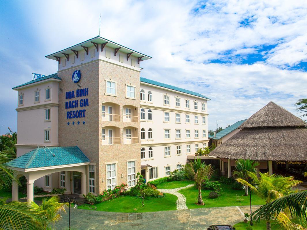 Hoa Binh - Rach Gia Resort - Hotell och Boende i Vietnam , Rach Gia (Kien Giang)