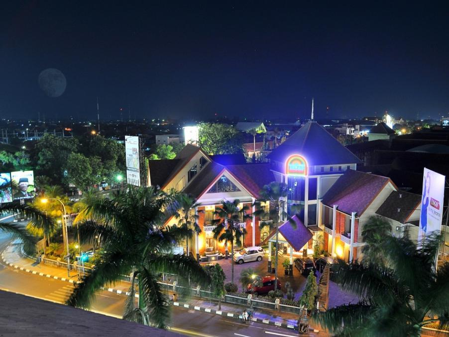 Tryas Hotel - Hotels and Accommodation in Indonesia, Asia