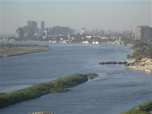 River Nile Hotel Cairo - River Nile Hotel view