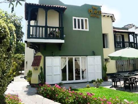 The Place Hostal - Hotels and Accommodation in Peru, South America