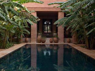 Tigmiza Suites & Pavillons Marrakech - Hotellet udefra