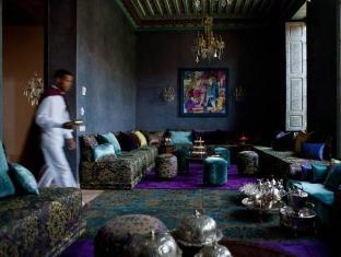 Tigmiza Suites & Pavillons Marrakech - Hotellet indefra