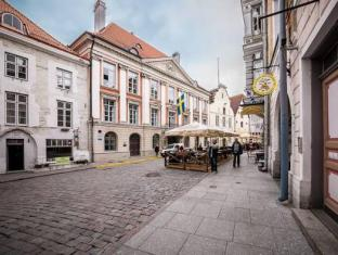 Town Hall Square Apartments Pikk Street Tallinn - Hotel exterieur