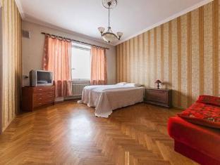 Town Hall Square Apartments Vaike Karja Street Talinas - Svečių kambarys
