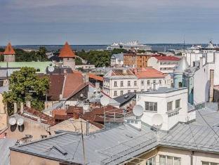 Town Hall Square Apartments Vaike Karja Street Talinas - Viešbučio išorė