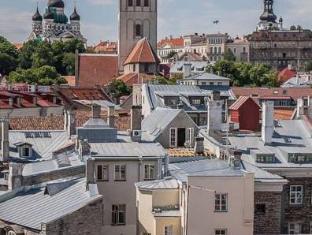 Town Hall Square Apartments Vaike Karja Street Tallinn - A szálloda kívülről