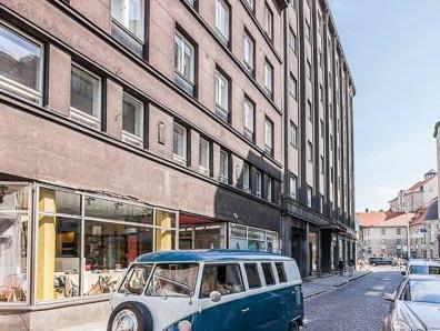 Town Hall Square Apartments Vaike Karja Street Таллінн - Зовнішній вид готелю