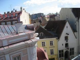 Town Hall Square Apartments Vene Street Tallinn - Exterior