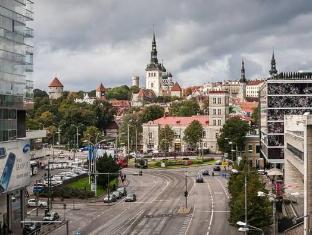 Town Hall Square Apartments Viru Center Tallinn - Utsiden av hotellet