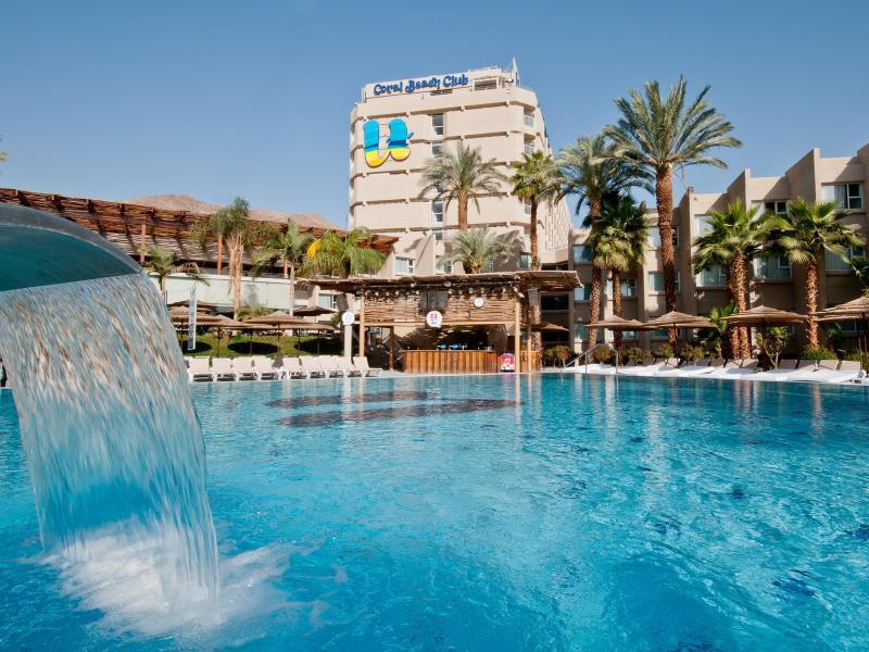 U Coral Beach Club Eilat Hotel - Ultra All Inclusive - Hotels and Accommodation in Israel, Middle East