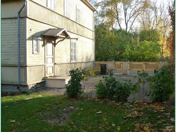 Veski Apartment קורסארה - בית המלון מבחוץ