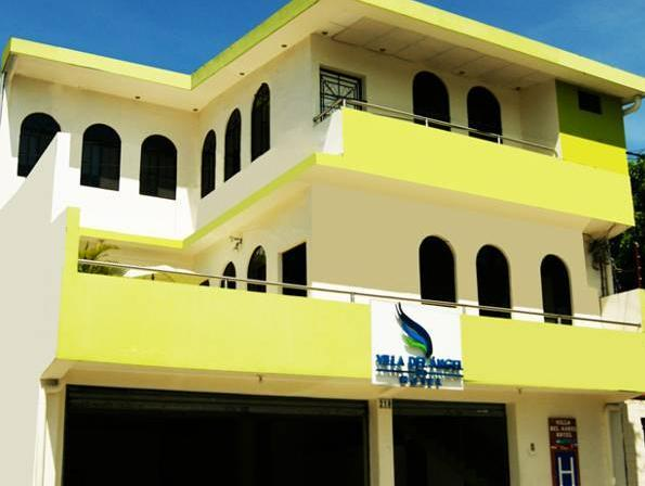 Villa del Angel Hotel - Hotels and Accommodation in El Salvador, Central America And Caribbean