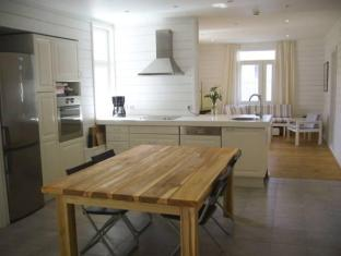 Villa Elisabeth Apartments بارنو - المظهر الداخلي للفندق