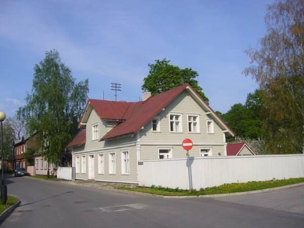 Villa Elisabeth Apartments Пярну